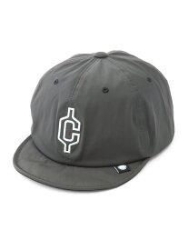 PLAYDESIGN (U)Clef×P01 CAP プレイデザイン 帽子/ヘア小物 キャップ ブラック ネイビー【送料無料】