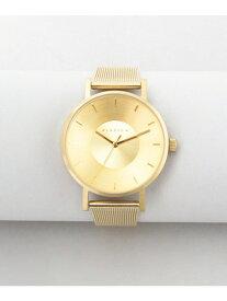 URBAN RESEARCH KLASSE14VOLAREGOLDMESH36mm アーバンリサーチ ファッショングッズ 腕時計 ゴールド【送料無料】