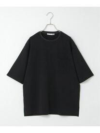 ikka TRポンチタックリブTシャツ イッカ その他 福袋 ブラック