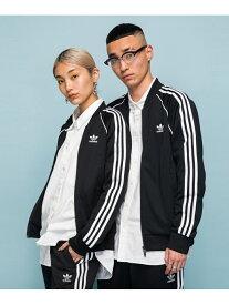 【SALE/60%OFF】adidas Originals SST TRACK TOP アディダス スポーツ/水着 ジャージ ブラック レッド ブルー グリーン【RBA_E】【送料無料】