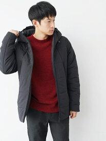 【SALE/40%OFF】koe mens フードパフジャケット コエ コート/ジャケット【RBA_S】【RBA_E】【送料無料】