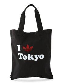 【SALE/30%OFF】adidas Originals 東京ショッパーバッグ [Tokyo Shopper Bag] アディダス アディダス バッグ トートバッグ ブラック【RBA_E】