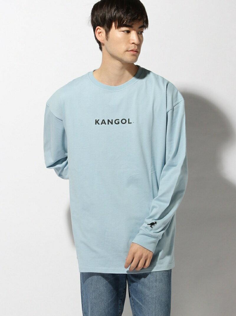WEGO (M)別注カンゴールプリントロンT ウィゴー カットソー