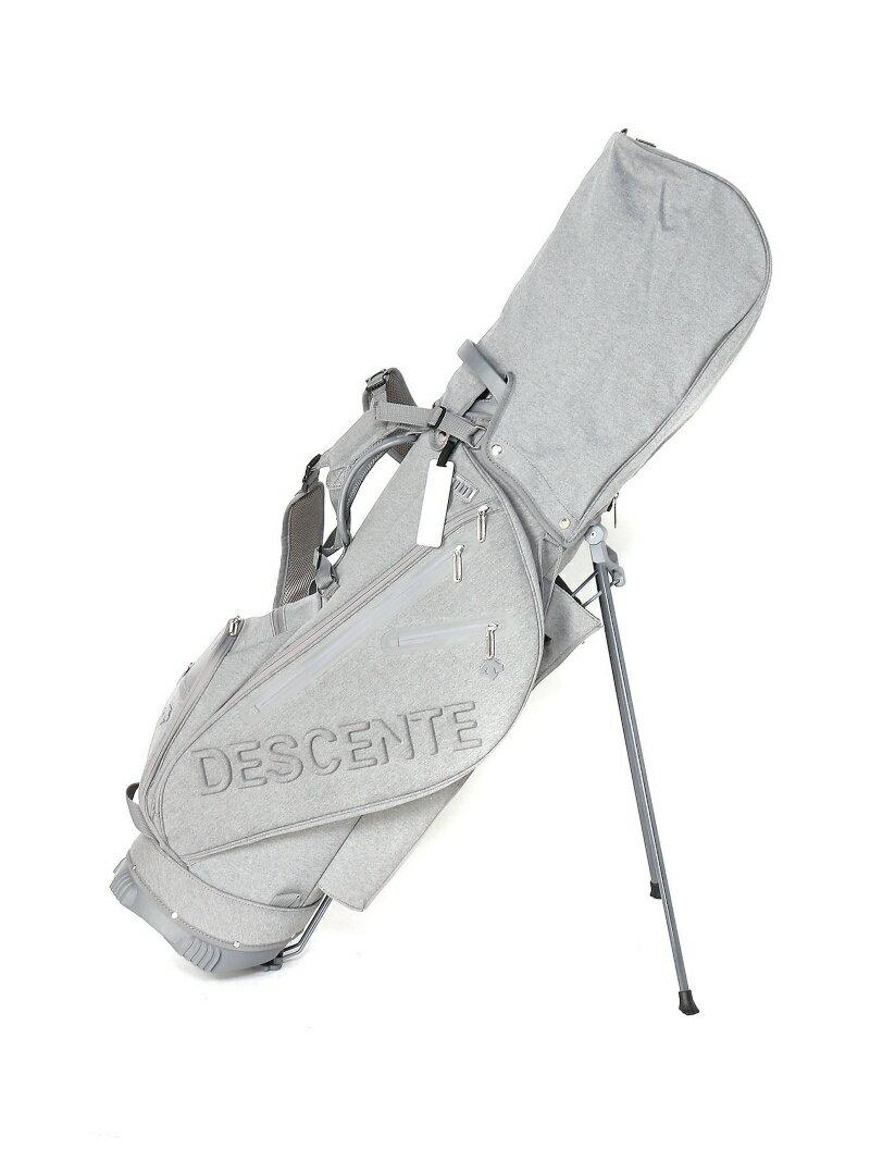Descente golf (M)キャディバッグ DQBLJJ00 デサントゴルフ スポーツ/水着【送料無料】