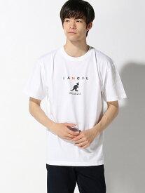 SPENDY'S Store KANGOL胸ロゴTEE スペンディーズストア カットソー【送料無料】