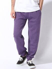gym master canada (U)sweat pants ジムマスター パンツ/ジーンズ スウェットパンツ パープル グレー ネイビー ブラック レッド【送料無料】