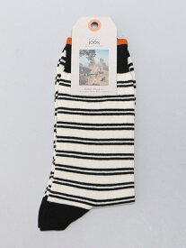 【SALE/50%OFF】nudie jeans nudie jeans/(M)Olsson_ソックス ヒーローインターナショナル マーケット プレイス ファッショングッズ ソックス/靴下 ホワイト【RBA_E】