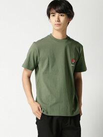 GOOD WEAR Goodwear/バックロゴ Tシャツ グッドウェア カットソー