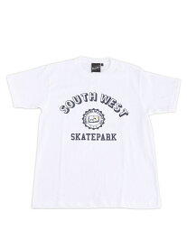 BEAMS T 【SPECIAL PRICE】BEAMS T / New College Tee ビームスT カットソー Tシャツ ホワイト ネイビー