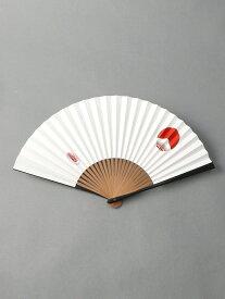 小丸屋住井 × BEAMS JAPAN / 別注 ビームス ジャパン ロゴ 扇子 ビームス ジャパン 生活雑貨