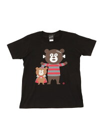 BEAMS T 【SPECIAL PRICE】BEAMS T / Horror Bear Tee ビームスT カットソー Tシャツ ブラック ピンク