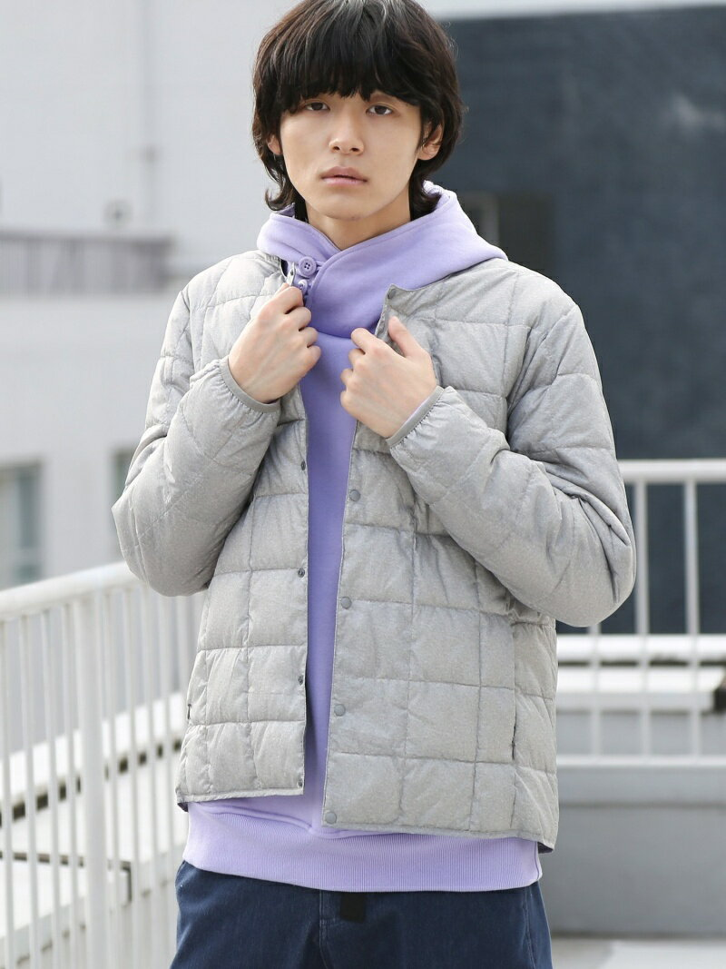 coen 【MENS】TAION(タイオン)インナーダウンジャケット2 コーエン コート/ジャケット【送料無料】