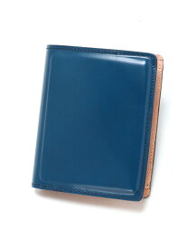 L.E.D.BITES 二つ折り財布<SHELL> ガーデンズエルイーディー 財布/小物【送料無料】