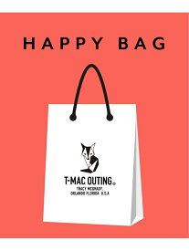 ikka T-MAC OUTING HAPPY BAG イッカ その他 福袋 レッド【送料無料】