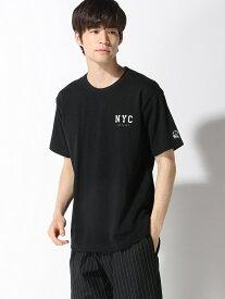 【SALE/30%OFF】EVLS (M)EVLS/1PT SST ベイフロー カットソー Tシャツ ブラック ホワイト【RBA_E】