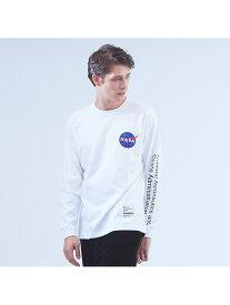 【SALE/40%OFF】ABAHOUSE LASTWORD 【NASA】アポロTシャツ アバハウス カットソー【RBA_S】【RBA_E】【送料無料】