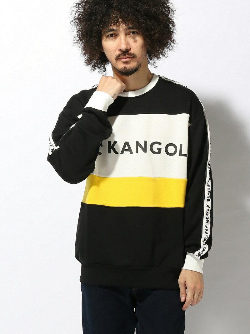 KANGOL (M)KANGOL ロゴテーププルオーバー ウィゴー カットソー【送料無料】