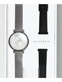 URBAN RESEARCH KLASSE14×URVOLARESILVER36SET アーバンリサーチ ファッショングッズ 腕時計 ブラック【送料無料】