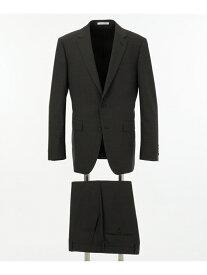 CK CALVIN KLEIN 360スマートストレッチ 3Dダイヤゴナル スーツ CK カルバン・クライン ビジネス/フォーマル セットアップスーツ グレー ネイビー【送料無料】