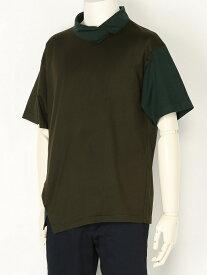 FRAPBOIS * フラボア カットソー Tシャツ ブラウン ブラック【送料無料】