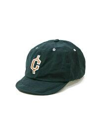 Clef CLEF/(U)CLEF 6040 B.CAP ゴースローキャラバン 帽子/ヘア小物 キャップ グリーン ベージュ グレー ネイビー【送料無料】