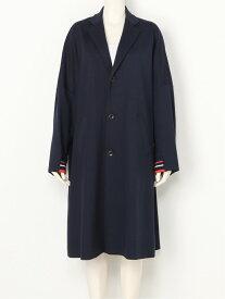 FRAPBOIS クリアポンチ フラボア コート/ジャケット チェスターコート ネイビー ブラック【送料無料】