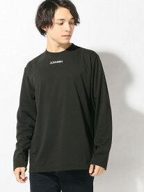 Schoffel (M)DRY SKIN LONG T II M ショッフェル カットソー Tシャツ ブラック ホワイト【送料無料】