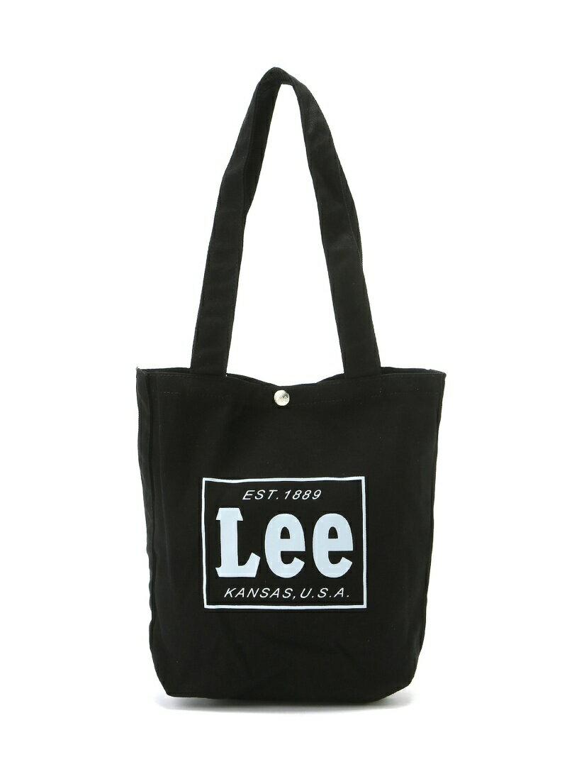 LEE 【LEE】/(U)ロゴプリントトート レアリゼ バッグ
