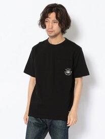 AVIREX スウェット プルーフポケット Tシャツ/SWEAT-PROOF POCKET T-SHIRT アヴィレックス カットソー Tシャツ ブラック ホワイト【送料無料】