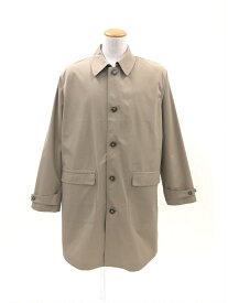 【SALE/30%OFF】Schoffel (M)STAND FALL COLLER COAT M ショッフェル コート/ジャケット ロングコート ベージュ ネイビー【RBA_E】【送料無料】