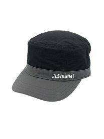 Schoffel (U)BI-COLOR CAP ショッフェル 帽子/ヘア小物 キャップ ブラック ネイビー【送料無料】