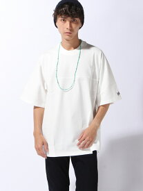 VOTE MAKE NEW CLOTHES BIG SHOULDER TEE ヴォート メイク ニュー クローズ カットソー【送料無料】