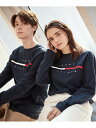TOMMY HILFIGER TOMMY HILFIGER(トミーヒルフィガー) トミーヒルフィガー ロゴ ロング Tシャツ / TINO TEE L/S ロゴ T…