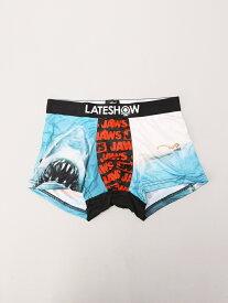 LATESHOW/(M)LS_JAWS ハンドサイン インナー/ナイトウェア