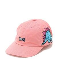 【SALE/23%OFF】VOTE MAKE NEW CLOTHES JURASSIC CAP ヴォート メイク ニュー クローズ 帽子/ヘア小物 キャップ ピンク ブルー グリーン ネイビー【RBA_E】【送料無料】