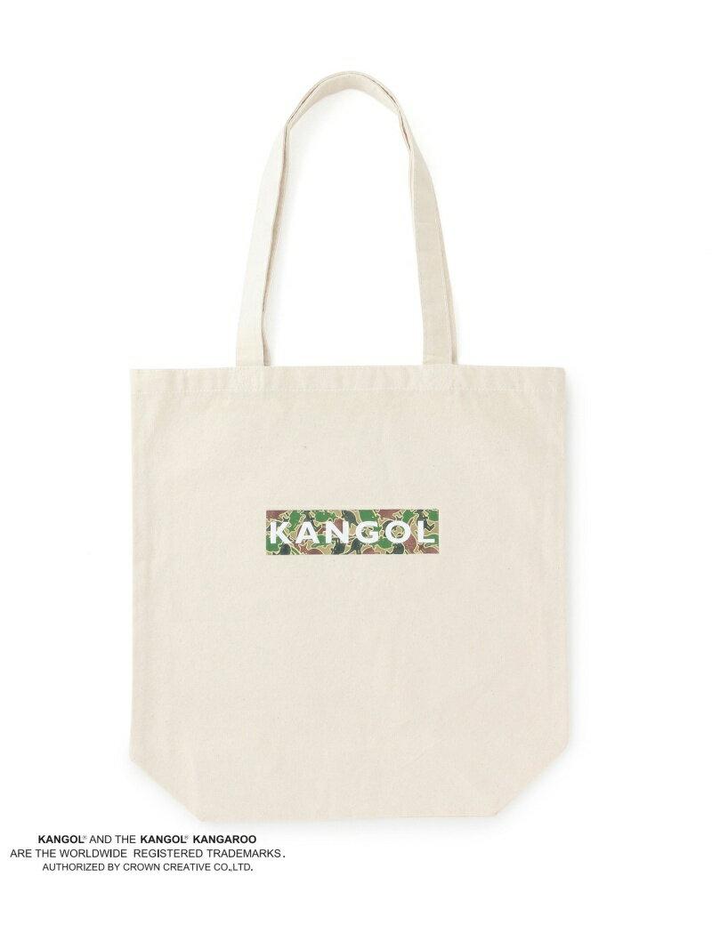 JUNRed 【KANGOL】WEB別注トートバック ジュンレッド バッグ
