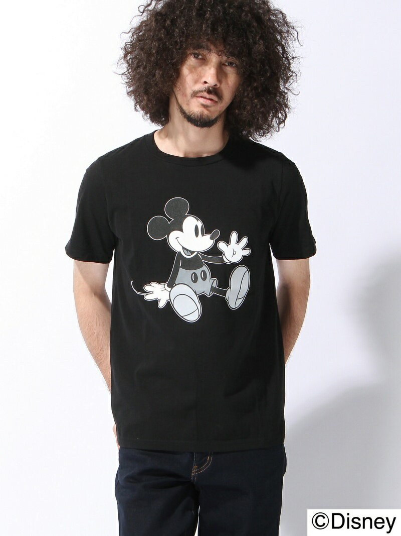 【SALE/20%OFF】NUMBER (N)INE MICKEY MOUSE T-SHIRTS ナンバーナイン カットソー【RBA_S】【RBA_E】【送料無料】