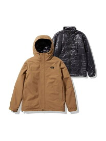 THE NORTH FACE THE NORTH FACE CASSIUS TRICLIMATE JACKET アトモスピンク コート/ジャケット コート/ジャケットその他 ブラウン【送料無料】