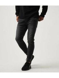 【SALE/50%OFF】AZUL by moussy ニュードビーデニムスリムジョガーパンツ アズールバイマウジー パンツ/ジーンズ パンツその他 ブルー ブラック【RBA_E】【送料無料】
