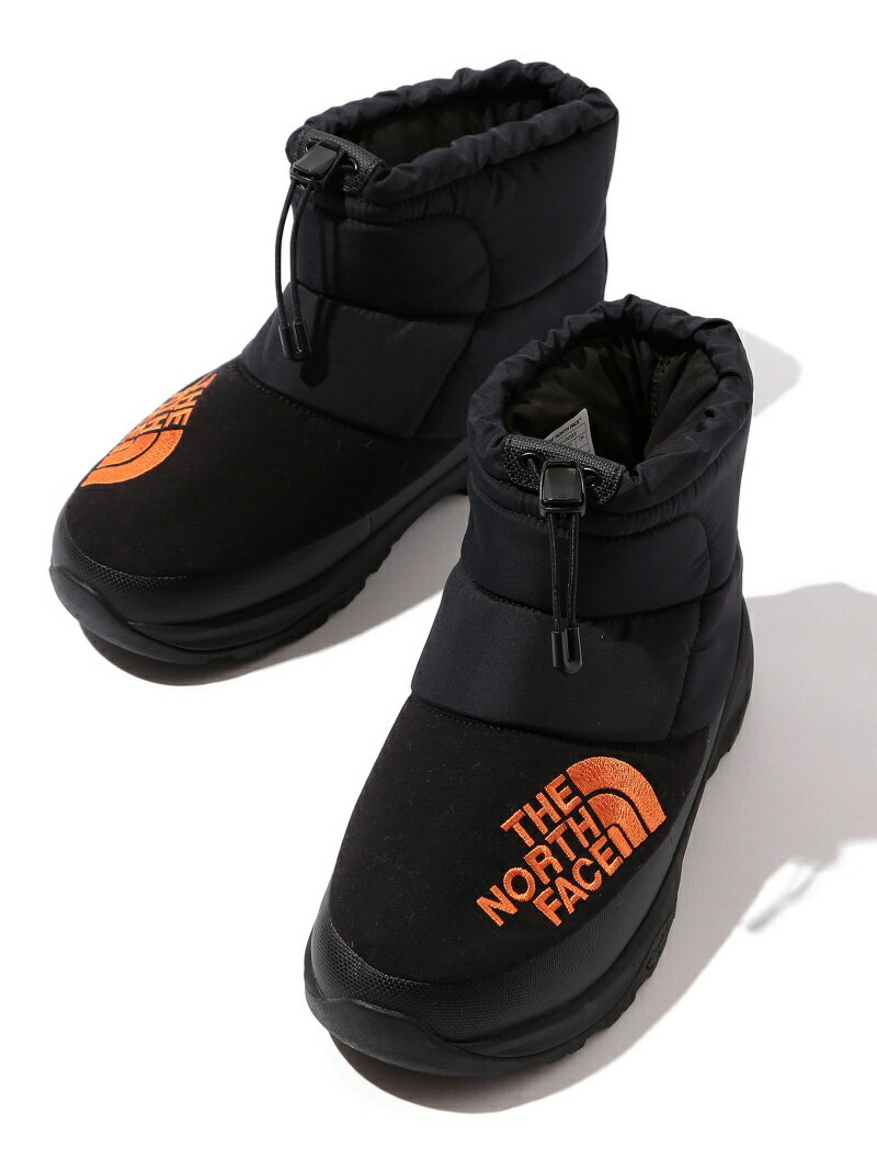 BEAMS MEN 【別注】 THE NORTH FACE × BEAMS / Nuptse Bootie Water Proof Short 18FW(Men's) ビームス メン シューズ【送料無料】
