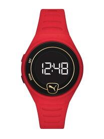 PUMA PUMA/(U)FASTER_P5047 ウォッチステーションインターナショナル ファッショングッズ 腕時計 ブラック【送料無料】