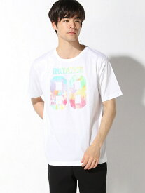 【SALE/23%OFF】WEGO WG/(M)タイダイナンバリングTシャツ(S)2 ウィゴー カットソー【RBA_S】【RBA_E】