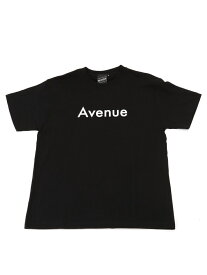 BEAMS T 【SPECIAL PRICE】BEAMS T / Avenue Bounce Tee ビームスT カットソー Tシャツ ブラック ホワイト