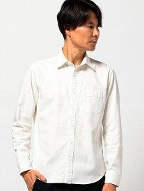 BEN THE RODEO TAILOR ペイズリー柄 ジャガードシャツ メンズ ビギ シャツ/ブラウス【送料無料】