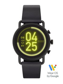SKAGEN CONNECTED (UNISEX)FALSTER 3 スカーゲン ファッショングッズ 腕時計 ブラック【送料無料】