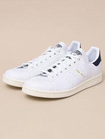SHIPS adidas: STAN SMITH シップス シューズ スニーカー/スリッポン ネイビー グリーン【送料無料】