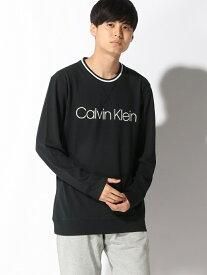 【SALE/40%OFF】Calvin Klein Underwear 【カルバン クライン アンダーウェア】 メンズ ロゴ スウェット トレーナー カルバン・クライン カットソー スウェット ブラック グレー ネイビー レッド【RBA_E】【送料無料】