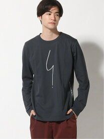 agnes b. HOMME agnes b. HOMME/(M)SE30 Tシャツ アニエスベー カットソー Tシャツ グレー【送料無料】