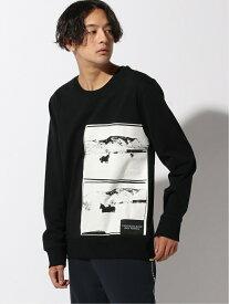 【SALE/50%OFF】Calvin Klein Jeans 【カルバン クライン ジーンズ】 メンズ ANDY WARHOLスウェット カルバン・クライン カットソー スウェット ブラック ホワイト【RBA_E】【送料無料】