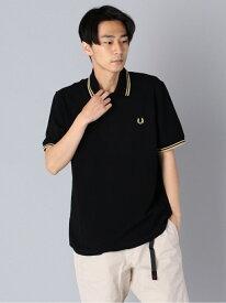 SHIPS FRED PERRY:【M12】ENGLAND ポロシャツ シップス カットソー ポロシャツ ブラック ホワイト ブラウン グレー レッド イエロー グリーン ブルー ネイビー【送料無料】